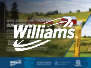 Williams – Atlantic Sunrise Ads
